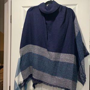 Sweaters - Ellie & Kate Poncho